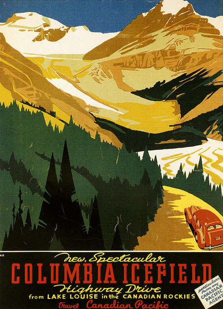 columbiaicefieldposter
