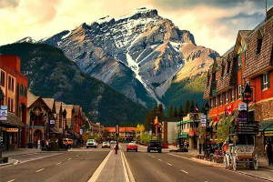 downtownbanff
