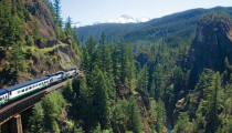 Rocky Mountaineer Train Vacation