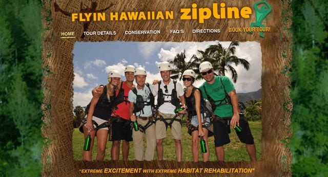 hawaiiziplining