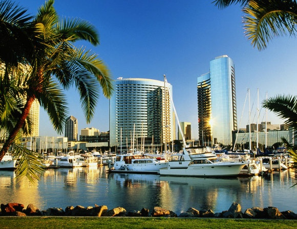 Beautiful San Diego California