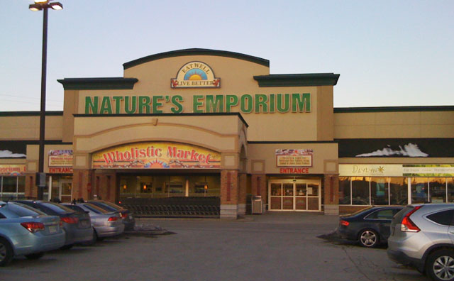 Nature's Emporium – Organic Food & Supplements