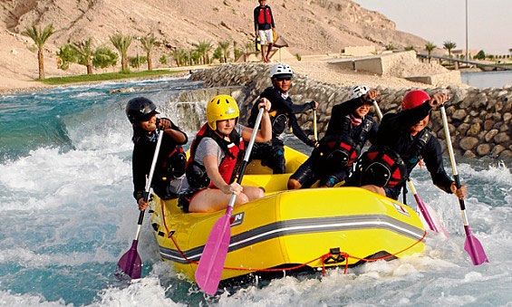 dubai-white-water-rafting
