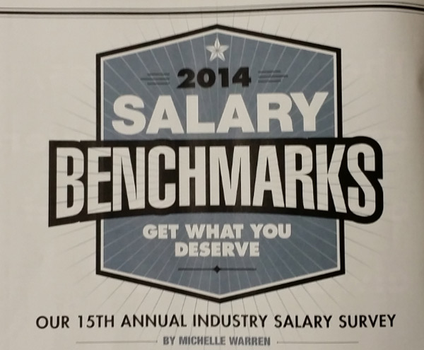 Digital Salary Survey Fall 2014