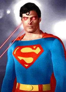 supermanlaser