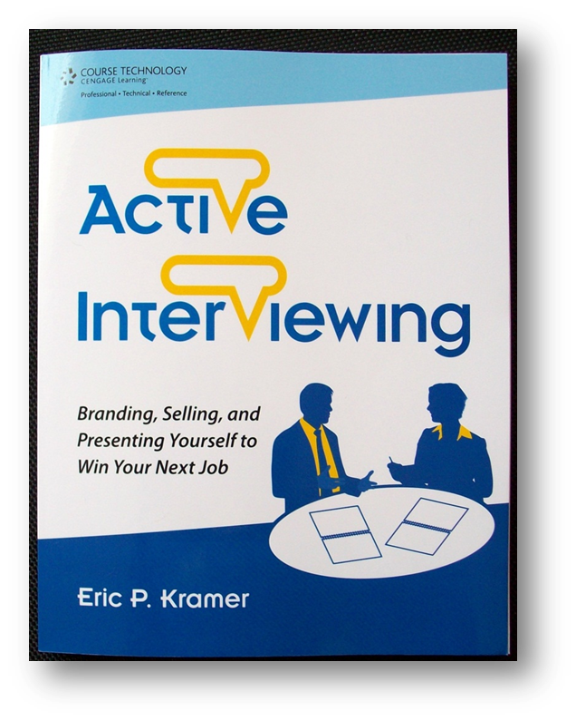 Active Interviewing – Taking Control of Your Career