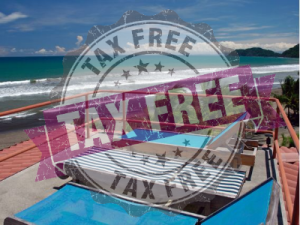 Tax Free Costa Rica real estate 1