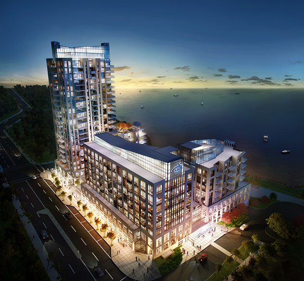 Condos for Sale Oakville Bridgewater Residences