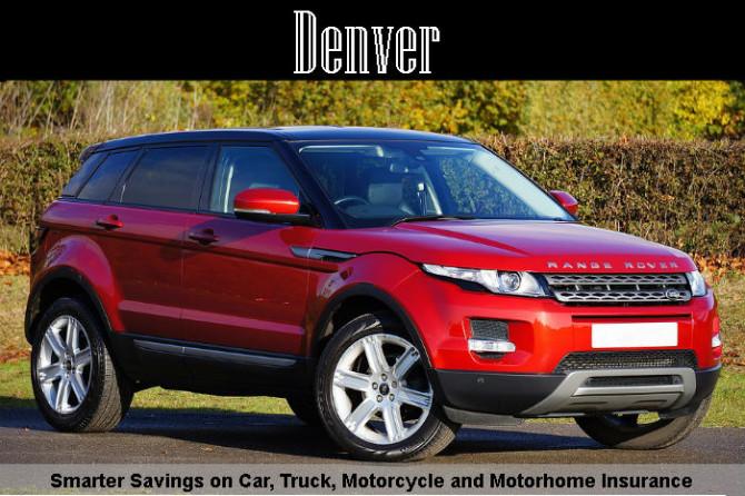 Auto Insurance Quote Denver CO