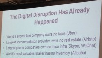 Instead of Fearing Disruption, Why not Leverage It?