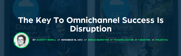 omnichanneldisruption