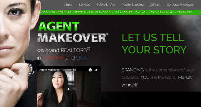 agent-makeover