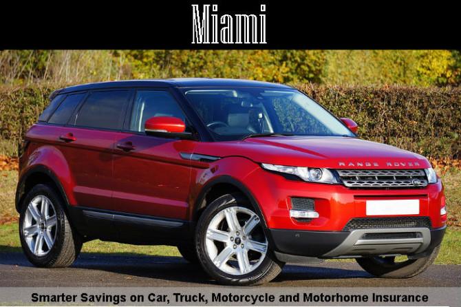 Auto Insurance Quote Miami