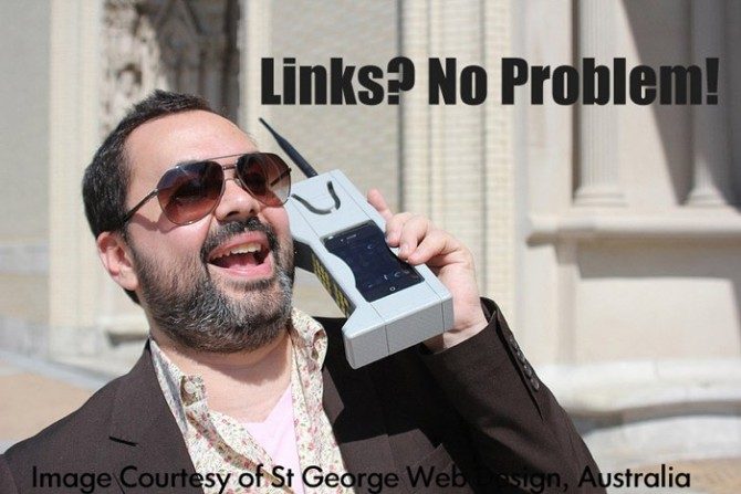 Link Building – Key to High Rankings