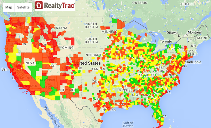 Best Cities To Invest In Real Estate US Housing Investment Top Zip - Us rental yield map