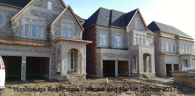 Mississauga Real Estate Forecast 2017 – Market Outlook TREB