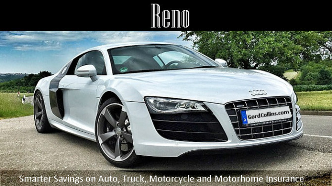 Reno Nevada Lowest Auto Insurance Quotes – Car Trucks Motorcycles
