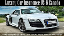 High Value Luxury Car Insurance | BMW Porsche Ferrari Audi Mercedes Benz