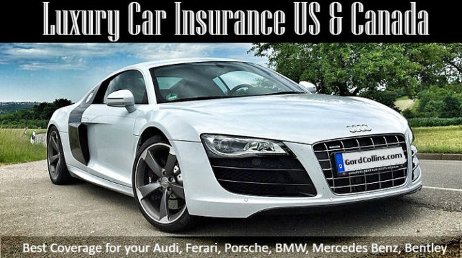 High Value Luxury Car Insurance | BMW Porsche Ferrari Audi Mercedes Benz