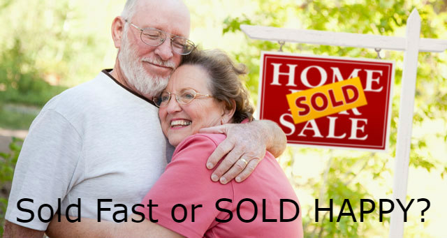 Should you Sell Your Home Fast or for a Higher Price?